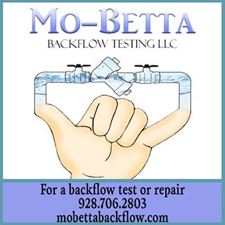 Mo-Betta Backflow Testing
